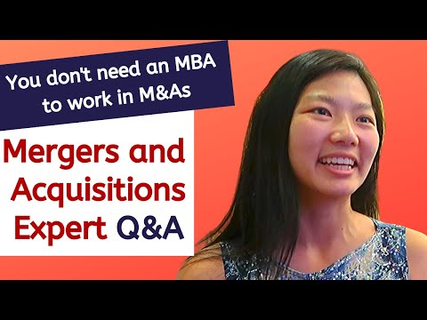 Mergers and Acquisitions (M&A) - a challenging finance job❓ M&A analyst interview / M&A process