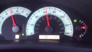 Разгон Toyota Camry SE 2010, США компл . 2.5 литра