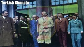 Hafız Burhan- Sakarya Marşı - Turkish Khanate / March of Sakarya (Plak Kaydı)