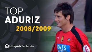 TOP Goles Aritz Aduriz LaLiga Santander 2008/2009