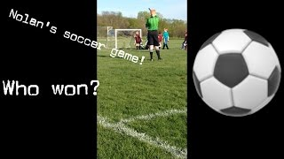 Download Video My Little Brother's Soccer Game! MP3 3GP MP4