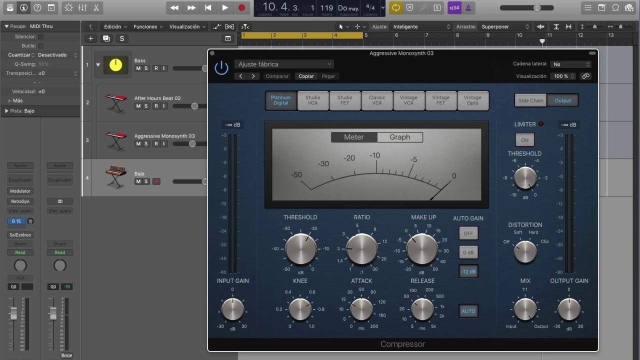 Logic Pro X: Novedades en Logic X 10.3
