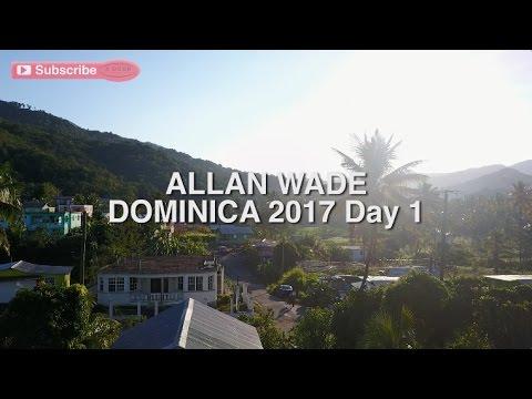 Dominica 2017 Day 1