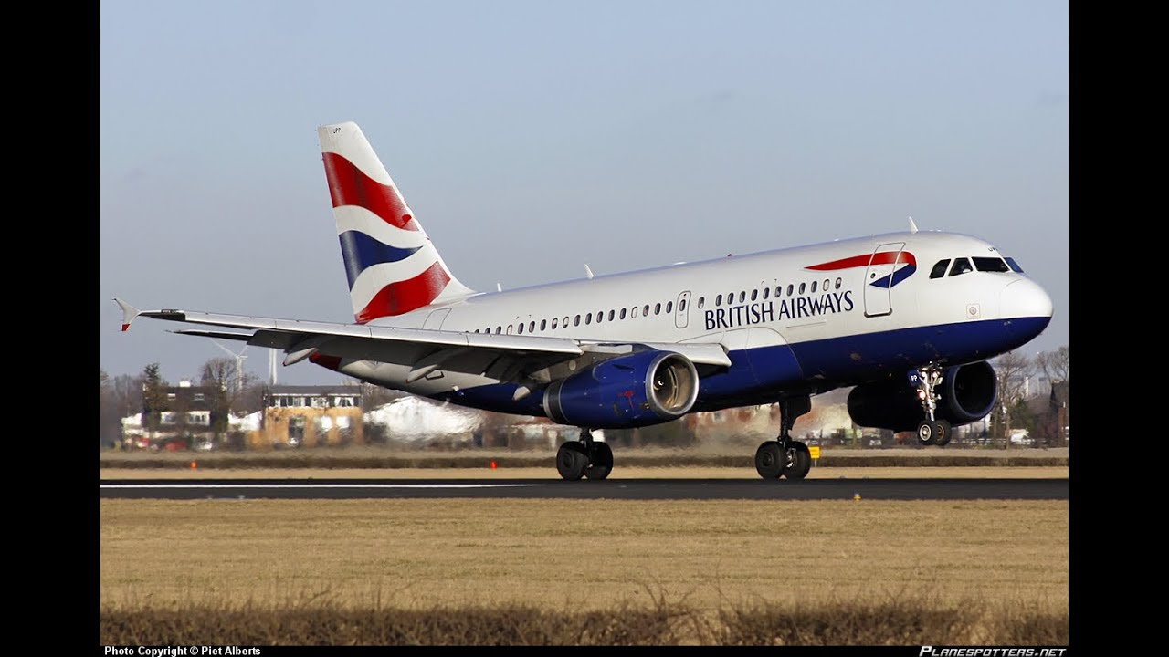 British Airways A319 , EGLL-LFPG, Microsoft Flight Simulator & Prepar3D ,  FSX 2015