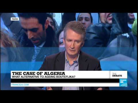 The case of Algeria: What alternative to ageing Bouteflika? (Part 2) - #F24Debate