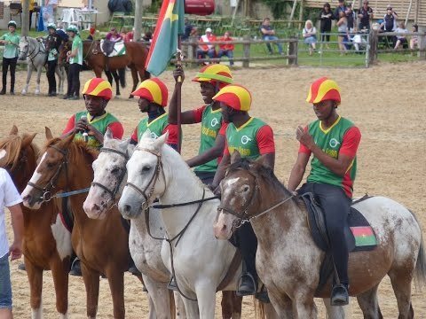 Mounted Games World Open MGA Team Championships 2014 in France
