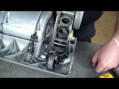How To Change A Dyson DC07 Clutch Assembly - A Quick And Easy Repair