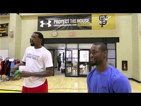 Under Armour Basketball - Behind The Scenes
