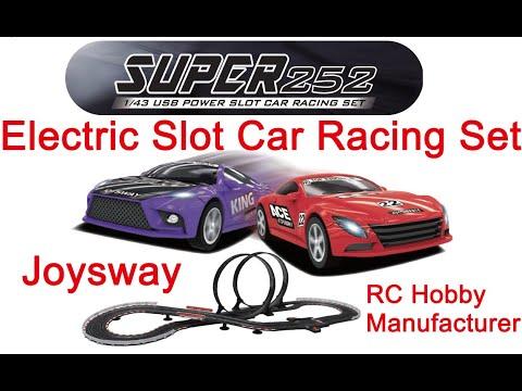 Joysway Slot Car Racing