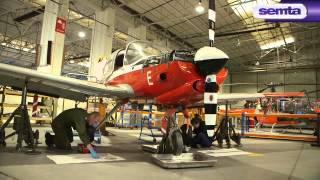 Hayley Keeley, WorldSkills UK Aero Engineering Mechanical competitor