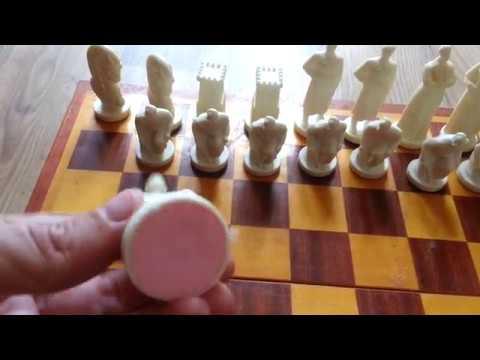 Интересные шахматы на тему Казачество