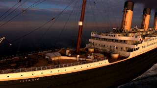 Titanic Memories 3d Screensaver 3planesoft