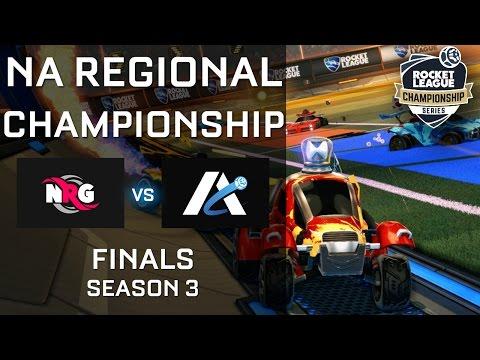 NRG Esports vs Atelier NA Championship Finals - RLCS S3