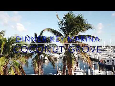 Dinner Key Marina - Coconut Grove - Miami