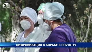 Цифровизация в борьбе с Сovid-19 - Новости Кыргызстана