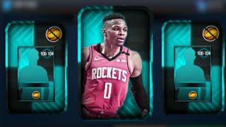 INSANE PULLS!!! OUT OF POSITION PACK OPENING IN NBA LIVE MOBILE 20!!!
