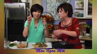 Uyen Thy's Cooking - Miến Xào Cua
