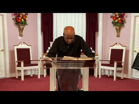 Trumpet In Zion Fellowship Wednesday LIVE Stream! 04/01/20