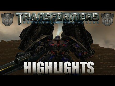Transformers: Revenge of the Fallen Autobot Highlights