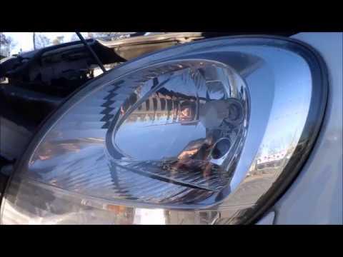 Cambiar bombilla halógena del coche
