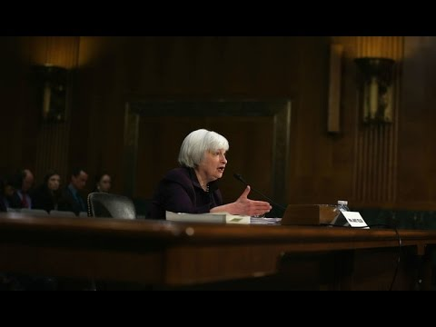 Janet Yellen Testifies Before the Senate Banking Committee