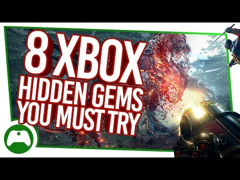 8 New Hidden Gems On Xbox One That You Must Try