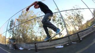 """One Day in Downtown LA"" with Sebo Walker and Brett Sube."
