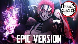 Demon Slayer: Akaza Theme | EPIC VERSION (鬼滅の刃 OST)