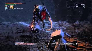 bloodborne my least favorite boss undead giant club hook