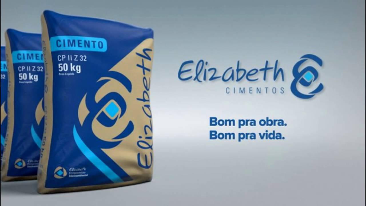 c8b7d0896 Cimento Elizabeth Pernambuco - YouTube