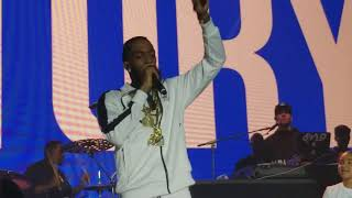 "Nipsey Hussle & YG ""Last Time That I Checc'd"" (LIVE) 2018"