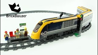LEGO CITY 60197 Passenger Train Speed Build for Collecrors - Collection Trains (18/21)