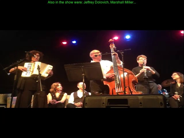 Jerry Maslowsky Tribute Concert