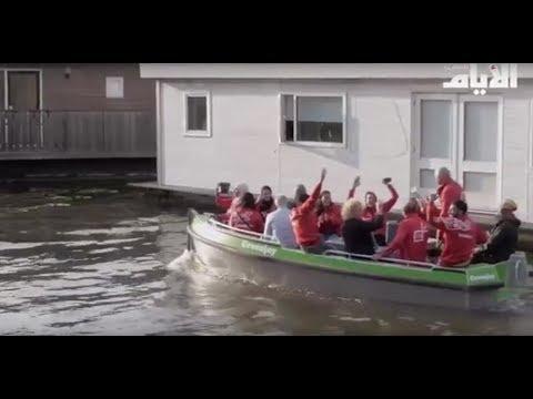 فريق من جامعة البحرين يفوز بالمركز الثالث عالميا في مسابقة قوارب الطاقة الشمسية بهولندا  - 20:22-2018 / 7 / 17
