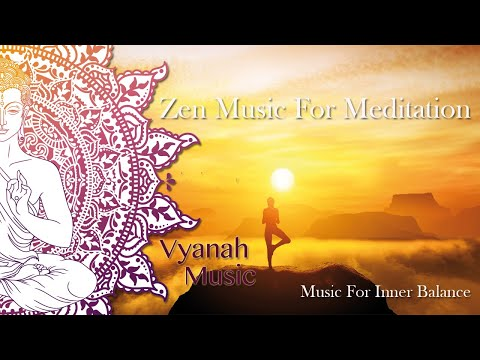 Relaxing Music for Meditation, Yoga, Rest, Sleep and Mantra Singing-Vyanah