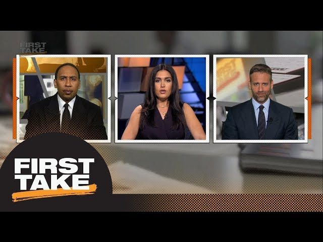 LeBron James opts out of Cavaliers contract to become unrestricted free agent   First Take   ESPN