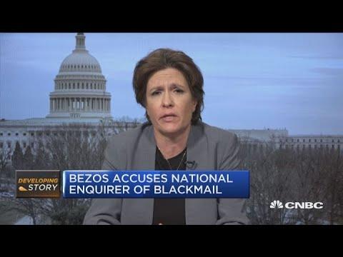 Kara Swisher on Bezos: He should expose them Mp3