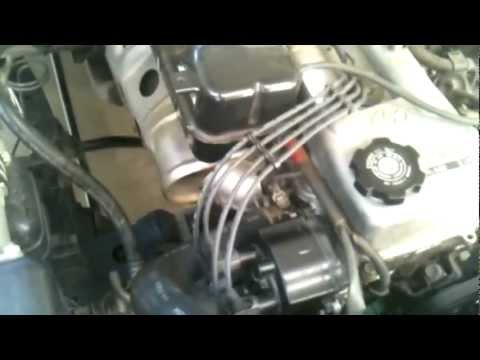 hqdefault how to fix a distributor oil leak toyota t100 2 7 youtube  at cos-gaming.co