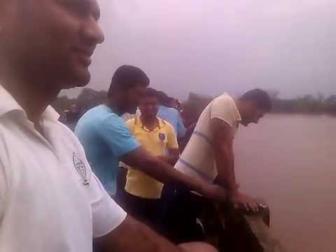 heavy flood in badlapur