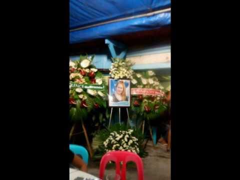 Mary Jane De Vera Burial