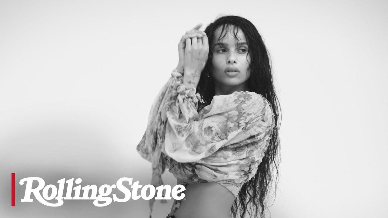 Zoe Kravitz: The Rolling Stone Cover