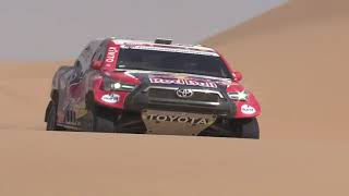 2021 Dakar Rally Stage 4