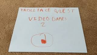 TROLL FACE QUEST VIDEO GAMES 2 TITLE SCREEN SONG