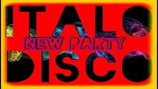 Italo Disco - New Party (2018)