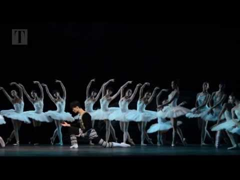 Kim Kimin In Hong Kong Ballet's Swan Lake