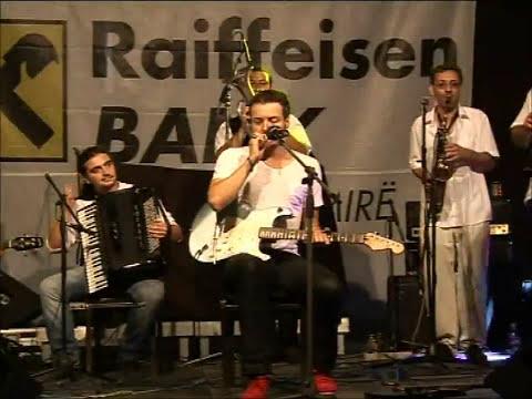 Dren Abazi & Zig Zag Orchestra - DALLËNDYSHE  (LIVE)