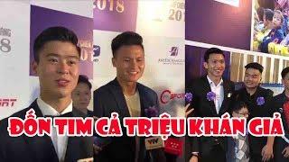 TVH Vlogs   Thử thách cùng Quang Hải, Văn Hậu, Duy Mạnh U23 Việt Nam thả thính cực mạnh