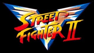 """Theme of """"Street Fighter II V"""" [English Version] ~ Mike Egan (1-Hour Extended w/DL)"""