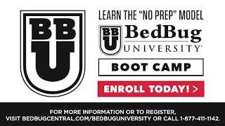 Get Ready For Bed Bug Boot Camp!