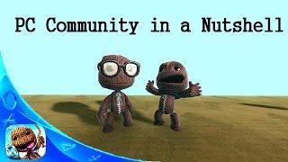 Скачать LittleBigPlanet 3 PC Community In A Nutshell LBP3 PS4